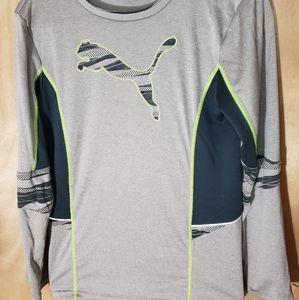 Puma-Long sleeved t-shirt (boy)
